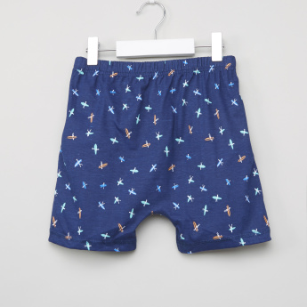Juniors Printed Boxers - Set of 5
