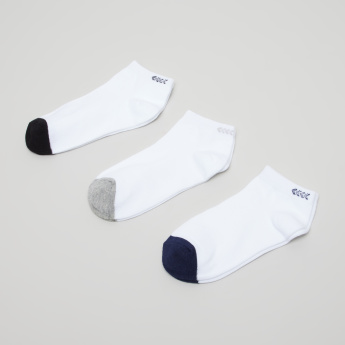 Juniors Textured School Socks - Set of 3