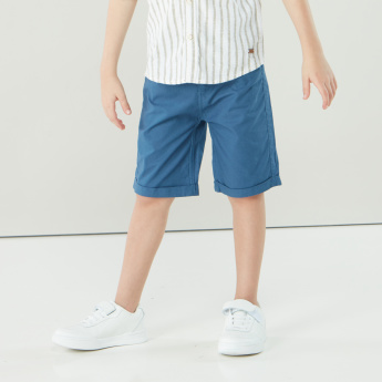 Eligo Solid Shorts