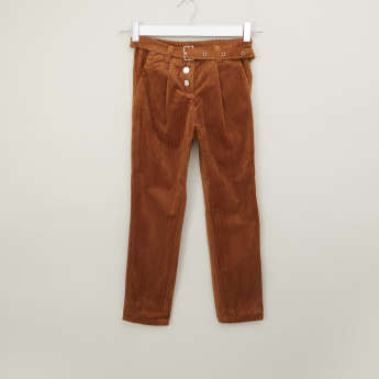 Iconic Corduroy Pants with Pockets