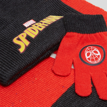Spider-Man Printed 3-Piece Accessory Set