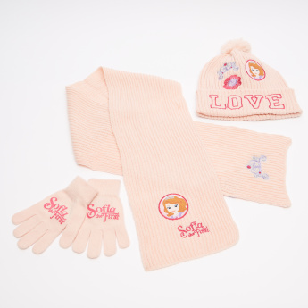 Sofia the First Printed 3-Piece Accessory Set
