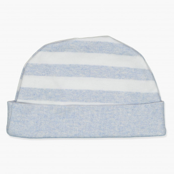 Cars Applique Detail Beanie Cap