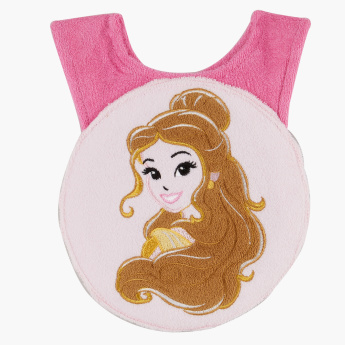 Belle Embroidered Bib