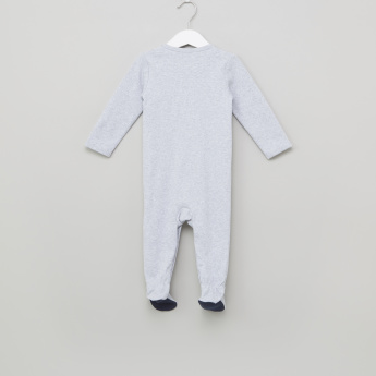 Juniors Long Sleeves Closed Feet Sleepsuit