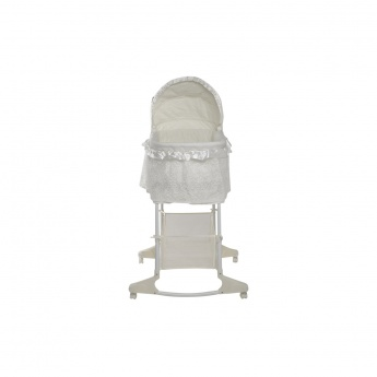 Giggles Toby Lace Bassinet