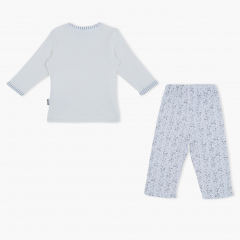 Juniors Long Sleeves Pyjama Set