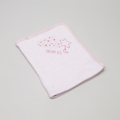 Juniors Printed Receiving Blanket